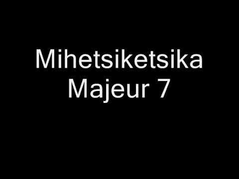MAJEUR 7