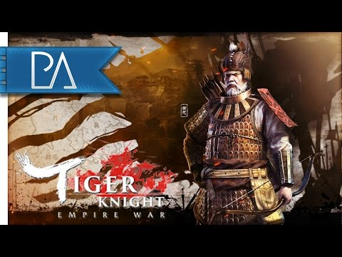 Battle of the Warring States: Ancient China Warfare - Tiger Knight: Empire War Gameplay