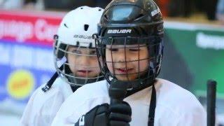'В хоккей играют настоящие мужчины!' 23.02.16 Bishkek Park (Бишкек Парк)