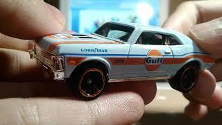 Hot Wheels HW Speed Graphics Gulf /'68 NOVA #67