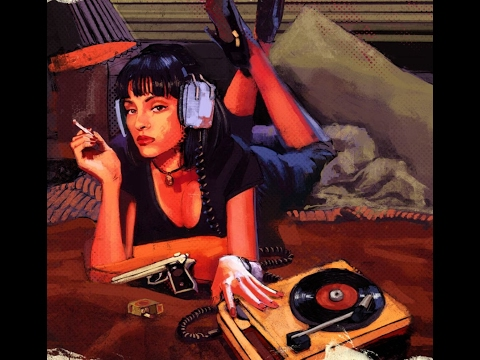 Royale With Cheese Pulp Fiction from OST Vinyl