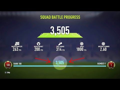NEW ULTIMATE WIN SQUAD BATTLES CHEAT... (FIFA 18) GamerTip
