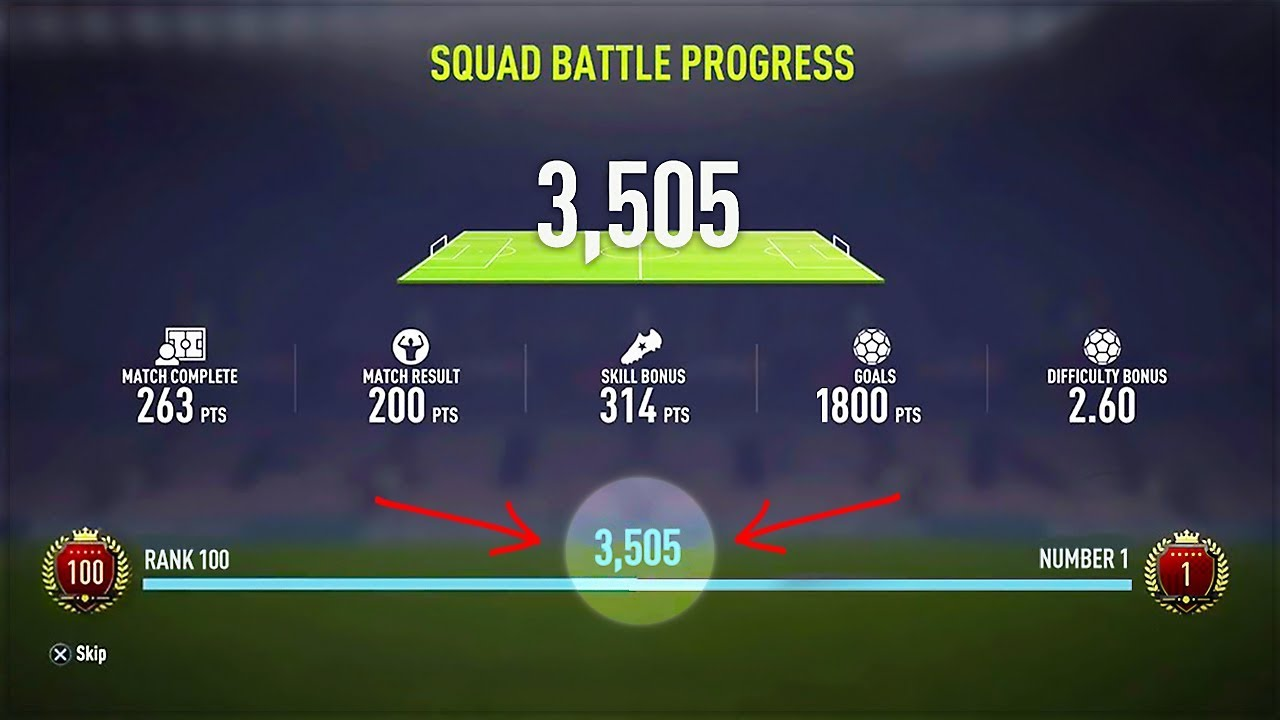 How many matches are you allowed in squad battles? — FIFA ...