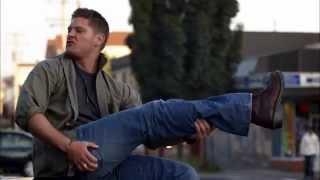Supernatural: Jensen Ackles - Eye Of The Tiger