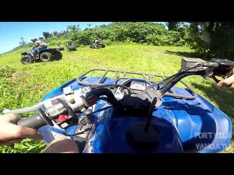 ATV Adventure Port Vila Vanuatu