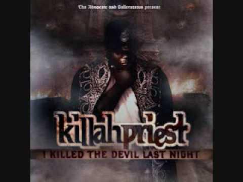 Killah Priest- The Book