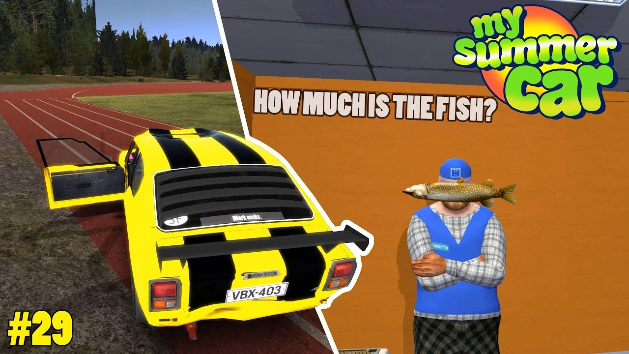 My Summer Car Custom Skin Tutorial Kingzelite By Kingzhood Hd