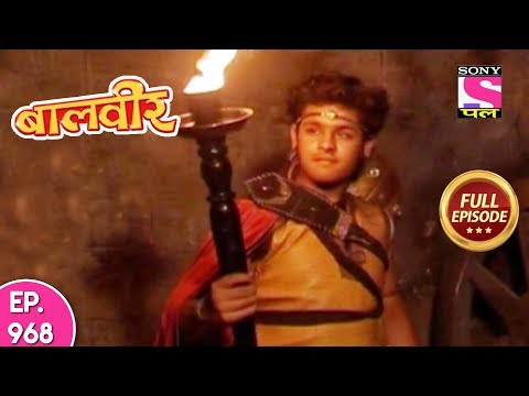 Baal Veer -  Full Episode  968 - 25th  May, 2018