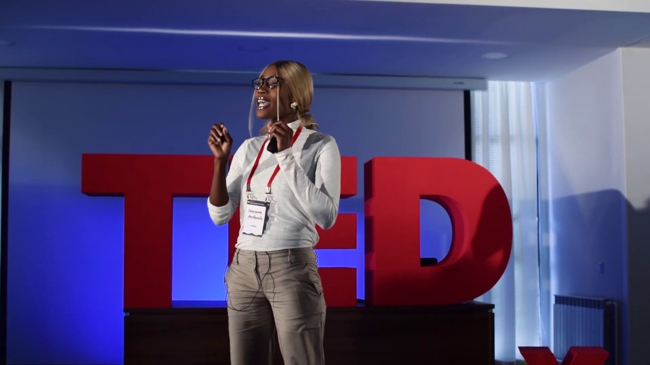 Adventures of an African traveller in Russia | Omoseva Atobatele | TEDxTomskStateUniversity