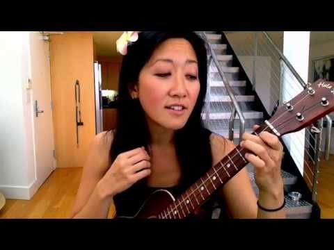 Somewhere Over the Rainbow - in the style of Iz |  Beginner Ukulele Lesson #5