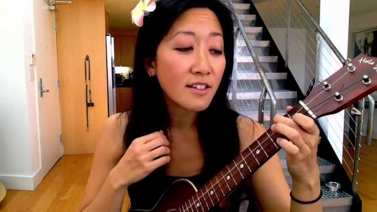 Ukulele beginner lesson chords