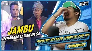 SUCI..!!!! 😂 JAMBU - MAHARAJA LAWAK MEGA 2013 | REACTION