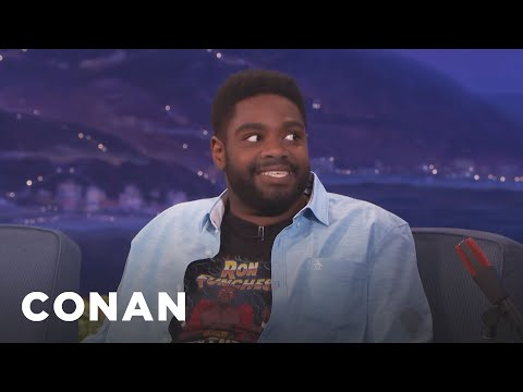 Ron Funches Is Having Different Kinds Of Sex Now   CONAN on TBS