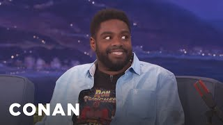 Ron Funches Is Having Different Kinds Of Sex Now  - CONAN on TBS