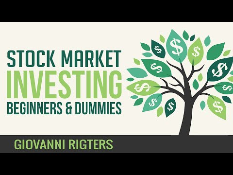 Stock Market Investing For Beginners & Dummies Audiobook - Full Length