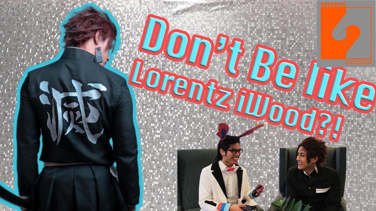 Cosplayer Get Familiar with Lorentz iWood on FreeThinking Fitness - Interviews