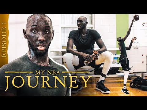 I Havent Been Home For 7 Years. 7'7' Tacko Fall Prepares For The Draft & Opens Up On Being TALL!