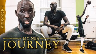 """I Haven't Been Home For 7 Years."" 7'7"" Tacko Fall Prepares For The Draft & Opens Up On Being TALL!"