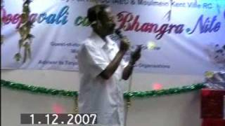 M J Prasad Indian Singapore Singing Mandarin Song Chinese Must Listen