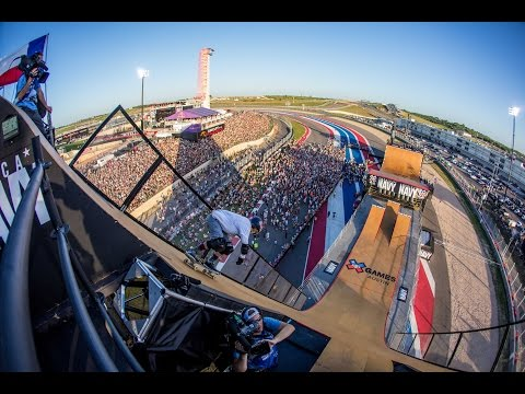 X Games Austin Big Air Doubles - Teams Announced