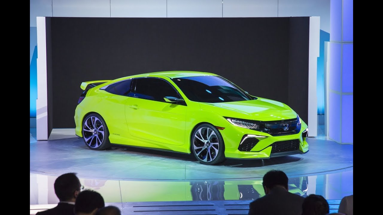 Civic concept car