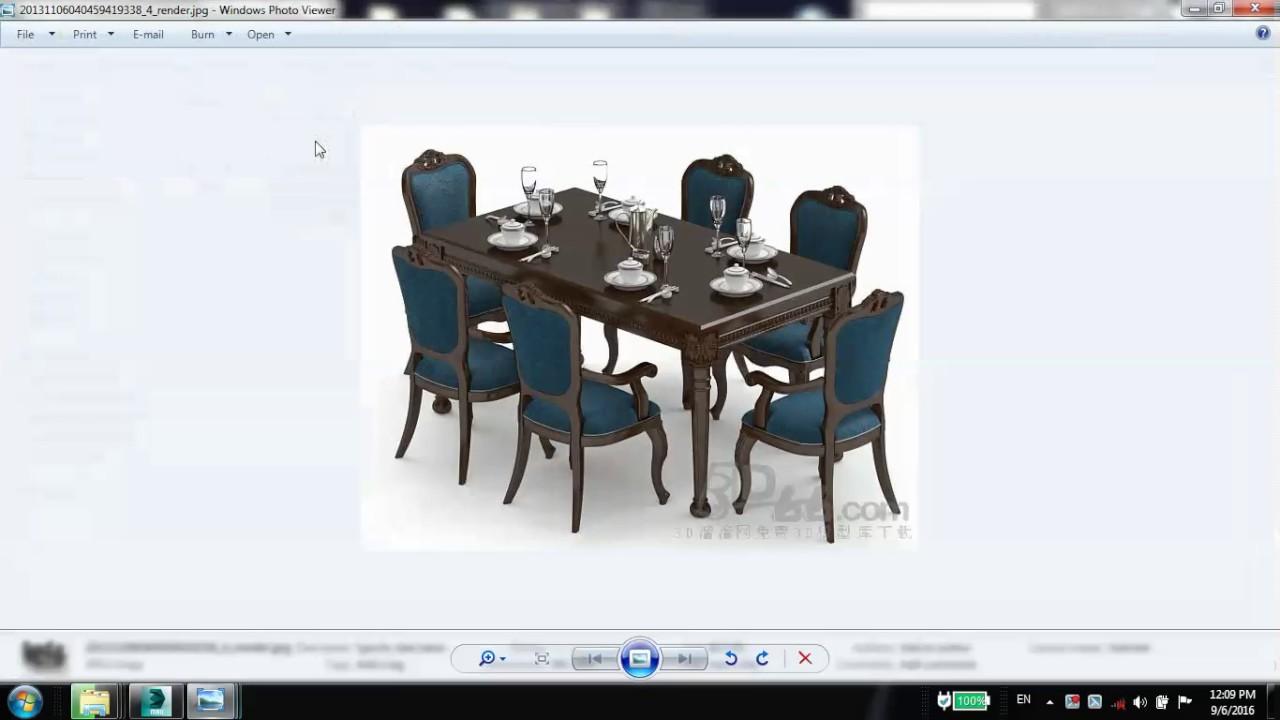 7889c8185bd3e 3D Max -design 3dplan part 3 .....adel design - 01012131878 - YouTube