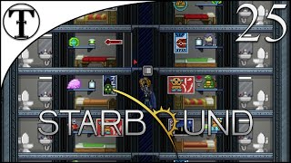 Underwater City Colony Part 4 : Residential Module and Moon Pool :: Starbound Episode 25
