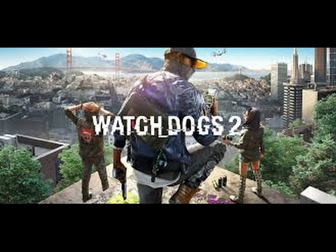 """Watch Dogs 2 Eps 2 """"Cyberdriver"""" part 1"""