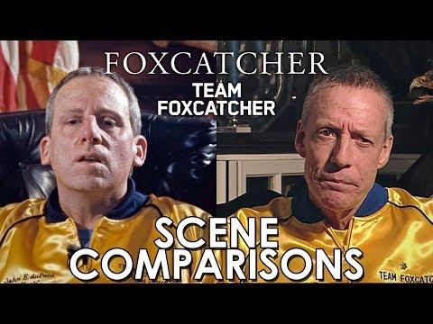 Foxcatcher (2014) and Team Foxcatcher (2016) - scene comparisons