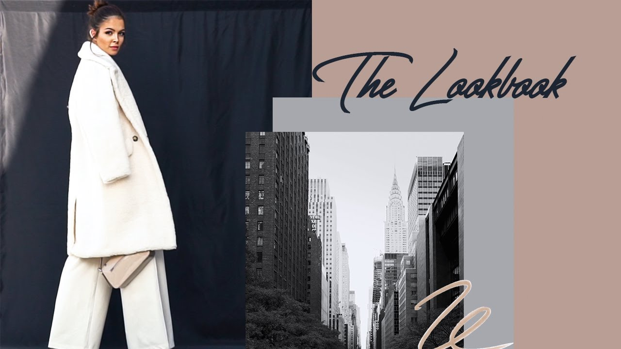 [VIDEO] - Look Expensive On A Budget: Fall/Winter Capsule Lookbook. 1