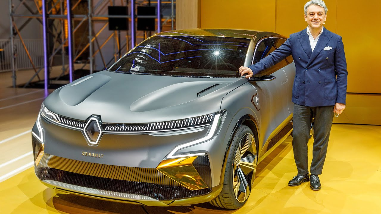 Renault Megane Electric (3) Presentation – Next-Gen Megane is Here!