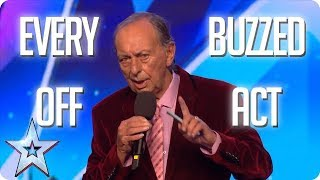EVERY BUZZED OFF ACT IN 2018 PART 3 | Britain's Got Talent