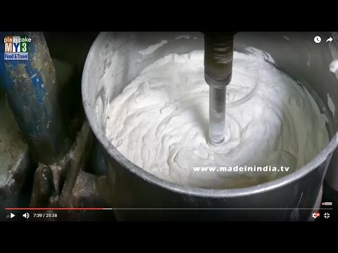 PLAIN CAKE | CAKE RECIPE | CAKE MAKING | 2017 STREET FOODS