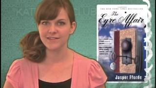 The Eyre Affair by Jasper Fforde - Book Review