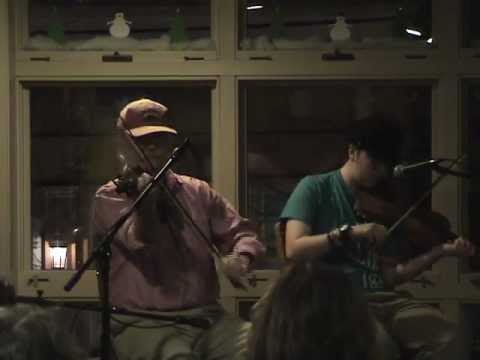 Acoustic Cafe, Milford, New Hampshire - Fiddling Thomsons, cajun