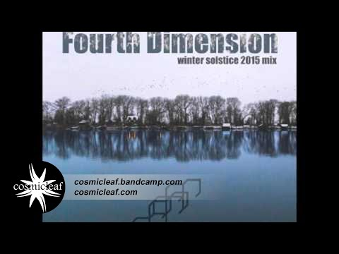 Fourth Dimension - Winter Solstice 2015 mix (DI FM) [CHILL OUT]
