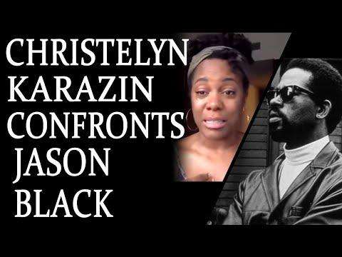 Jason Black Vs Christelyn Karazin [Full Debate]