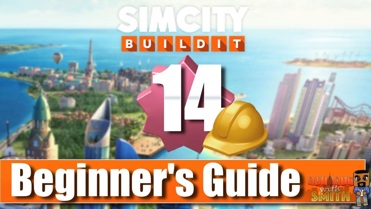 SimCity Buildit 14: Waste Management