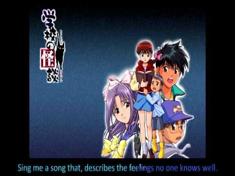 [Ghost Stories OP] Grow Up [English Adaptation Karaoke Lyrics]