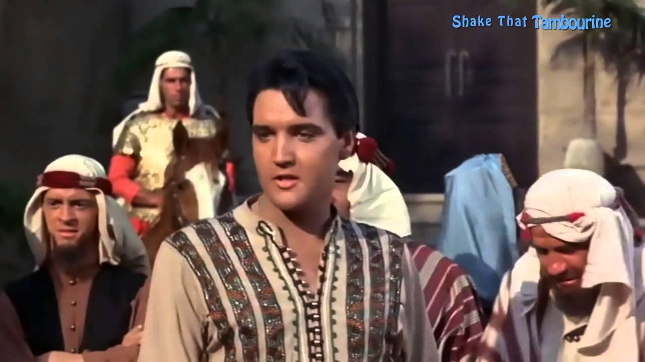 5be4a45e3c70 Elvis Presley - Shake That Tambourine - YouTube