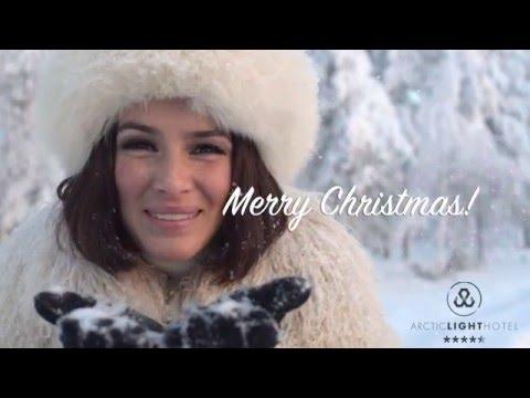 Arctic Light Hotel   Merry Christmas!