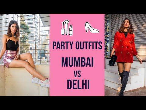 Party Outfits | Christmas And New Year's Eve Edition | Mumbai Vs Delhi #2 | Sejal Kumar