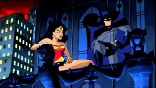 Mulher Maravilha e Batman - melhores momentos (Dublado) parte 1