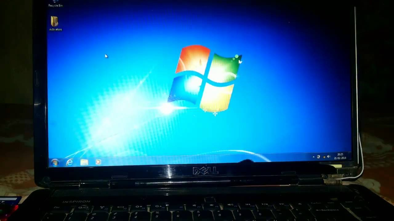How I Install Windows 7810 In Dell Laptop With Usb Drive