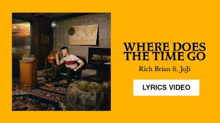 Rich Brian Ft. Joji - Where Does The Time Go  Lyrics Video