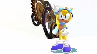 Sonic Generations - Ray The Squirrel Mod