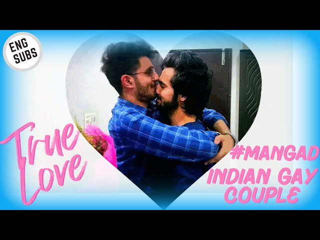 Mangad being the cutest realistic Indian gay couple for straight 13 minutes   Manufacturing Defect