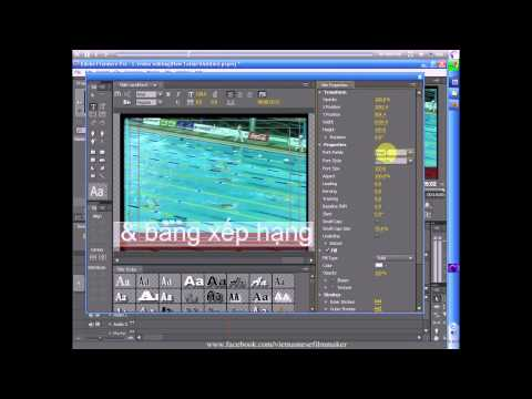 [Hướng dẫn cơ bản Adobe Premiere Pro] Bài 1 - Phần VII, VIII
