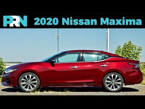 Road Trip Through New England | 2020 Nissan Maxima Platinum Review