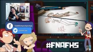 La historia de don toño-golden #FNAFHS